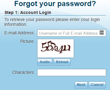 fairpoint webmail reset password